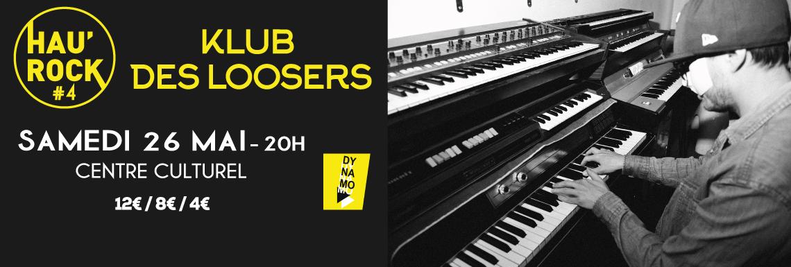Hau'Rock #4 – Klub des Loosers en concert
