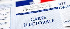 Élections européennes 26 mai 2019 – Inscription sur les listes électorales