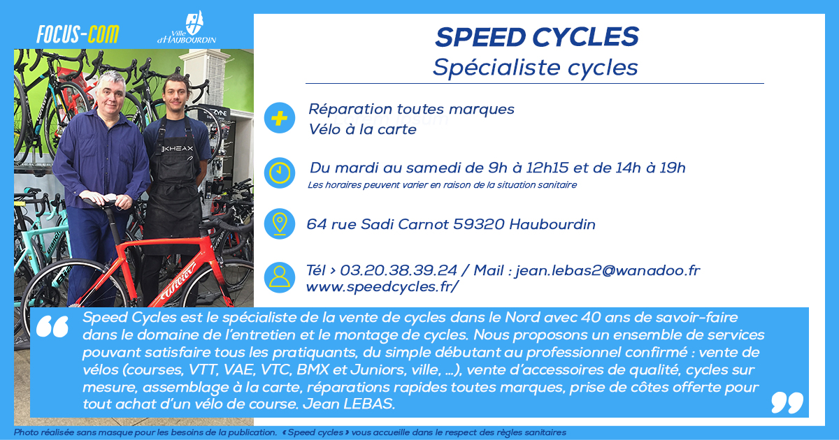 speed cycles