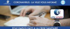 Covid19 : Maintien de l'activité – Pôle Emploi Hauts-de-France